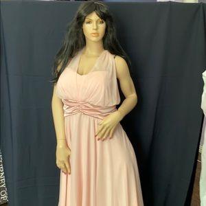 David Bridal Studio 3X 100% Polyester dress
